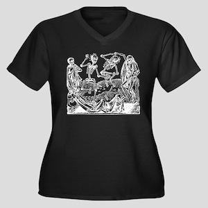 Danse Macabre Plus Size T-Shirt