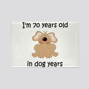 10 dog years 5 - 2 Magnets