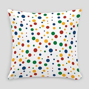Retro Clowny Dots Master Pillow