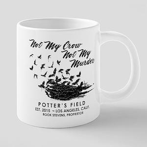 Potter's Field / Crow Mugs