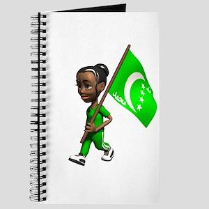 Comoros Girl Journal