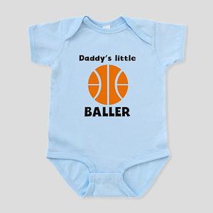 Daddys Little Baller Body Suit