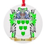 Izzo Round Ornament