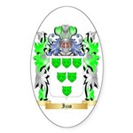 Izzo Sticker (Oval 10 pk)