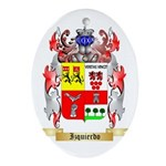Izquierdo Ornament (Oval)