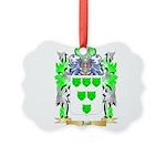 Izod Picture Ornament