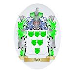Izod Ornament (Oval)