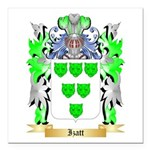 Izatt Square Car Magnet 3