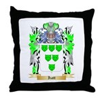 Izatt Throw Pillow