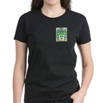 Izatson Women's Dark T-Shirt