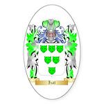 Izat Sticker (Oval 50 pk)