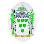 Izat Ornament (Oval)