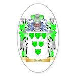 Izard Sticker (Oval)