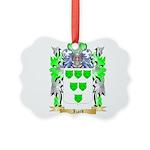 Izard Picture Ornament