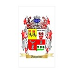 Izaguirre Sticker (Rectangle 50 pk)