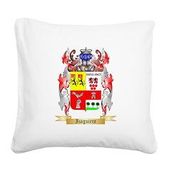 Izaguirre Square Canvas Pillow