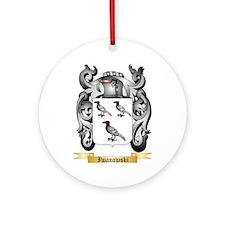 Iwanowski Ornament (Round)