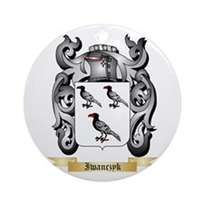 Iwanczyk Ornament (Round)