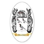Ivushkin Sticker (Oval)