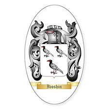 Ivoshin Sticker (Oval)