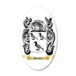 Ivoshin 20x12 Oval Wall Decal