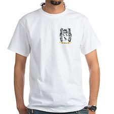 Ivkoic White T-Shirt