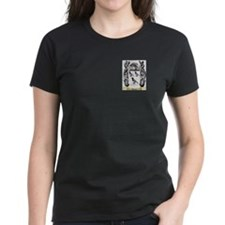 Ivkoic Women's Dark T-Shirt