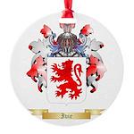 Ivie Round Ornament