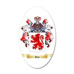 Ivie 20x12 Oval Wall Decal