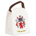 Ivie Canvas Lunch Bag