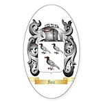 Ivic Sticker (Oval 50 pk)