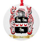 Ivet Round Ornament
