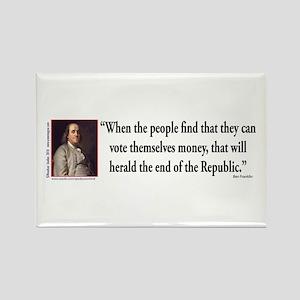 Thomas Jefferson Explains Democra Magnets