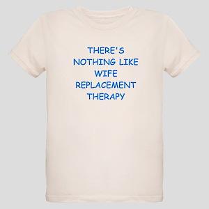 divorce Organic Kids T-Shirt