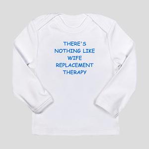 divorce Long Sleeve Infant T-Shirt