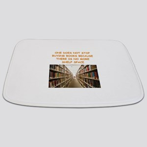 BOOKSCIA2 Bathmat