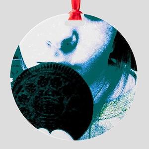 Cookie Love Round Ornament