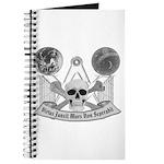 Masonic virtue in black and white Journal