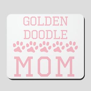 Goldendoodle Mom Mousepad