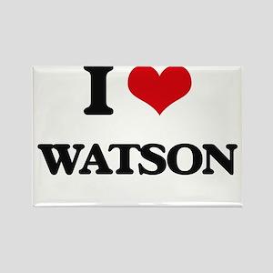 I Love Watson Magnets