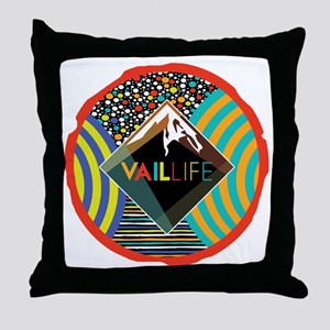 VailLIFE Addiction VII Throw Pillow