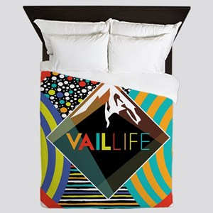 VailLIFE Addiction VII Queen Duvet