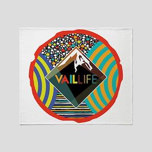 VailLIFE Addiction VII Throw Blanket