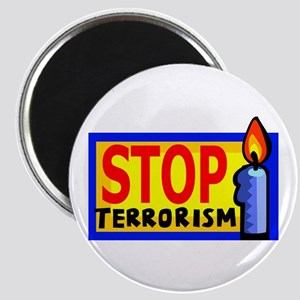 Stop Terrorism Magnet