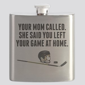 You Left Your Game At Home Flask
