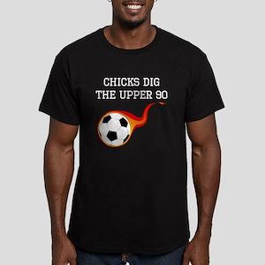 Chicks Dig The Upper 90 T-Shirt