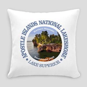 Apostle Islands NL Everyday Pillow