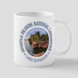 Apostle Islands NL Mugs