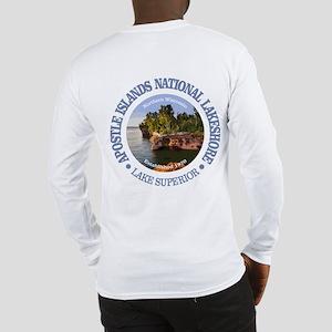 Apostle Islands Nl Long Sleeve T-Shirt