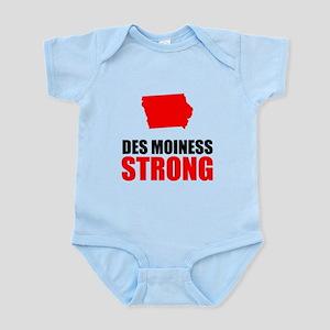 Des Moines Strong Body Suit